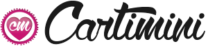 Logo texte anniversaire avec cartimini.com