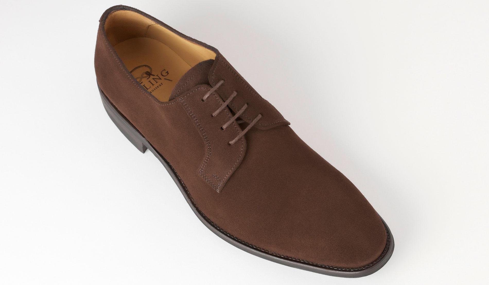 Derbi chaussure