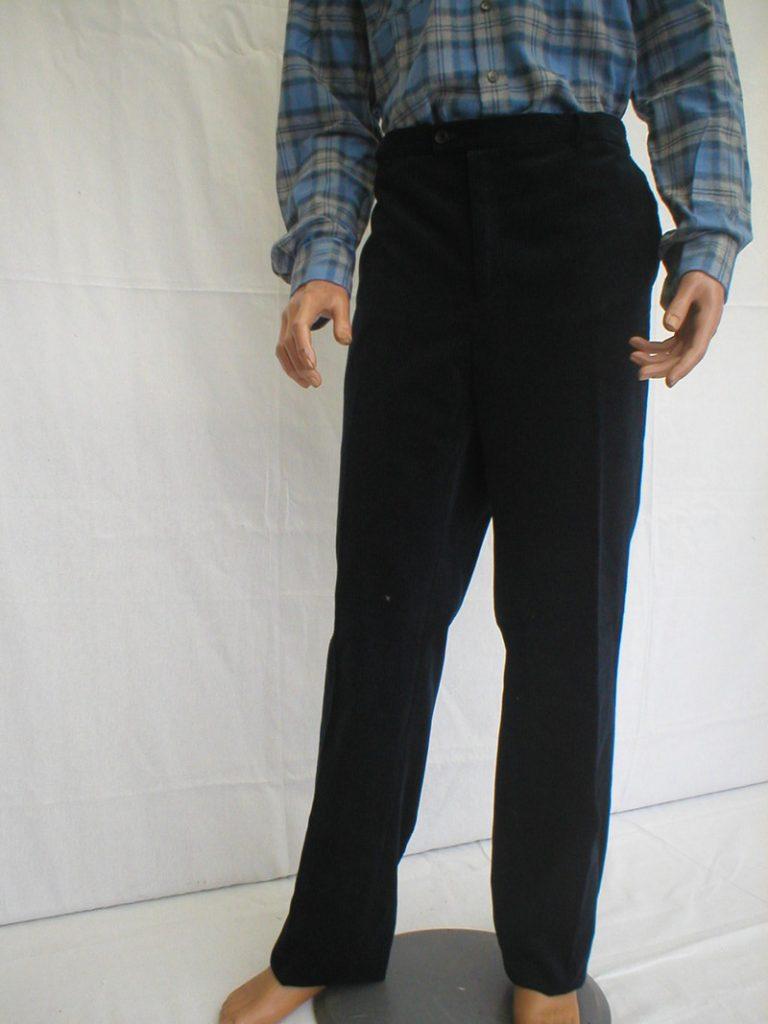 Différences Entre Pantalon Taille Et L'europe Des Les States Homme qtIg1
