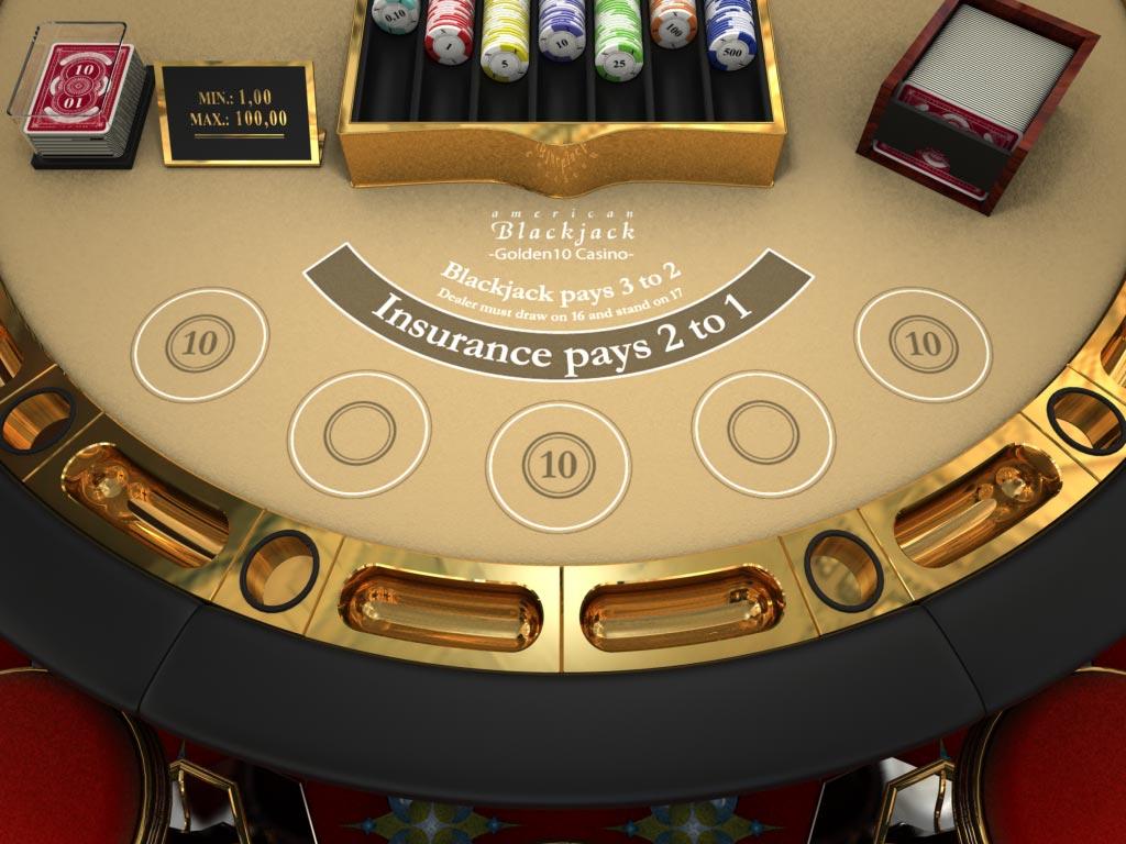 Parce que j'ai toujours adoré le black jack et le casino