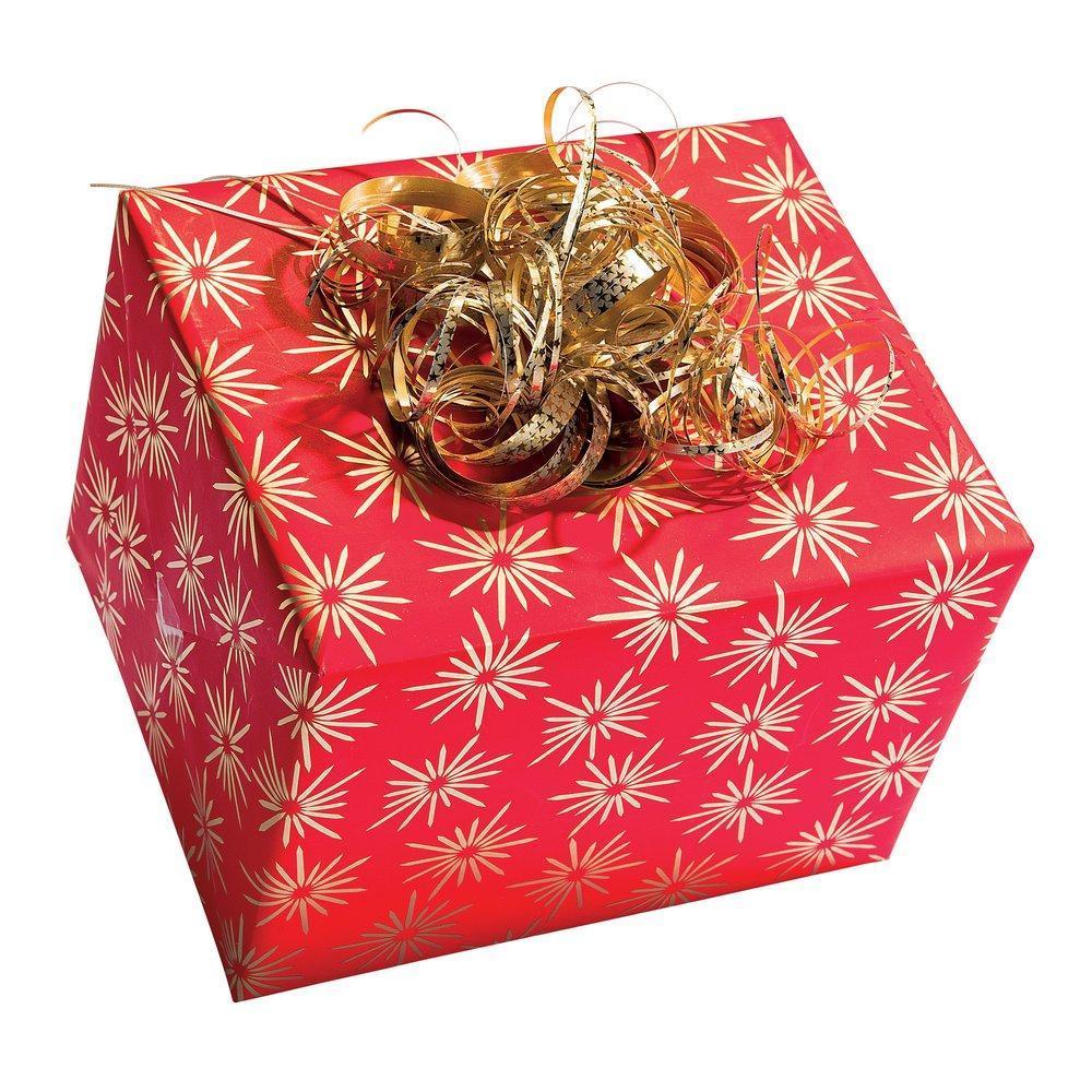 Papier cadeaux, ne l'oubliez pas !
