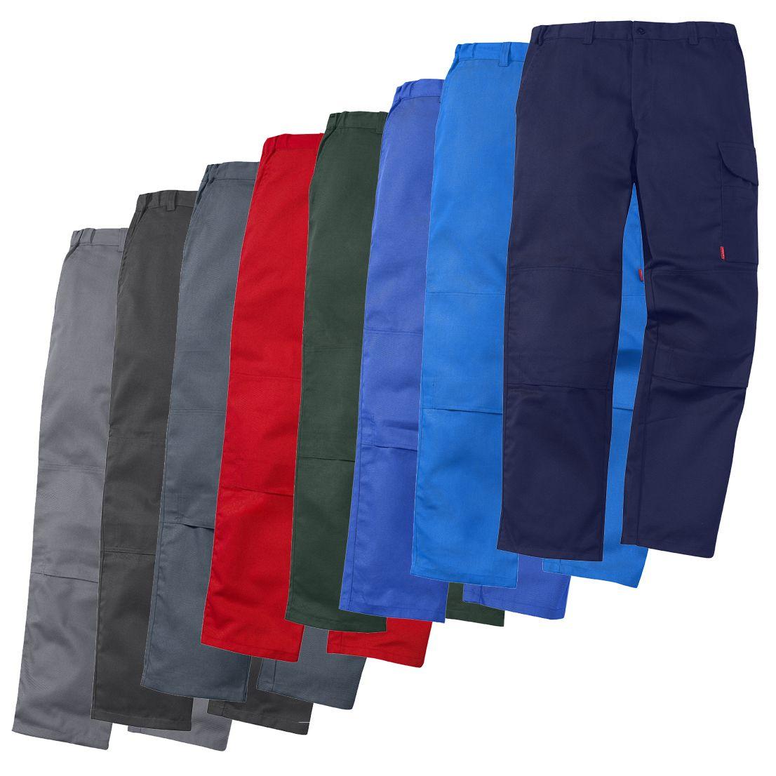 Pantalon de travail : un vêtement qu'il est indispensable de posséder