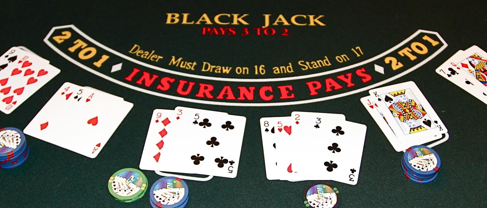 Blackjack: le meilleur des jeux de table