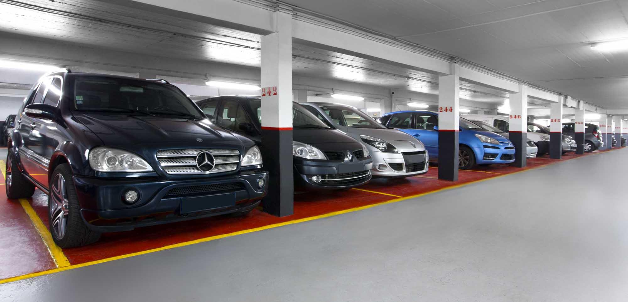 Location parking : que des avantages