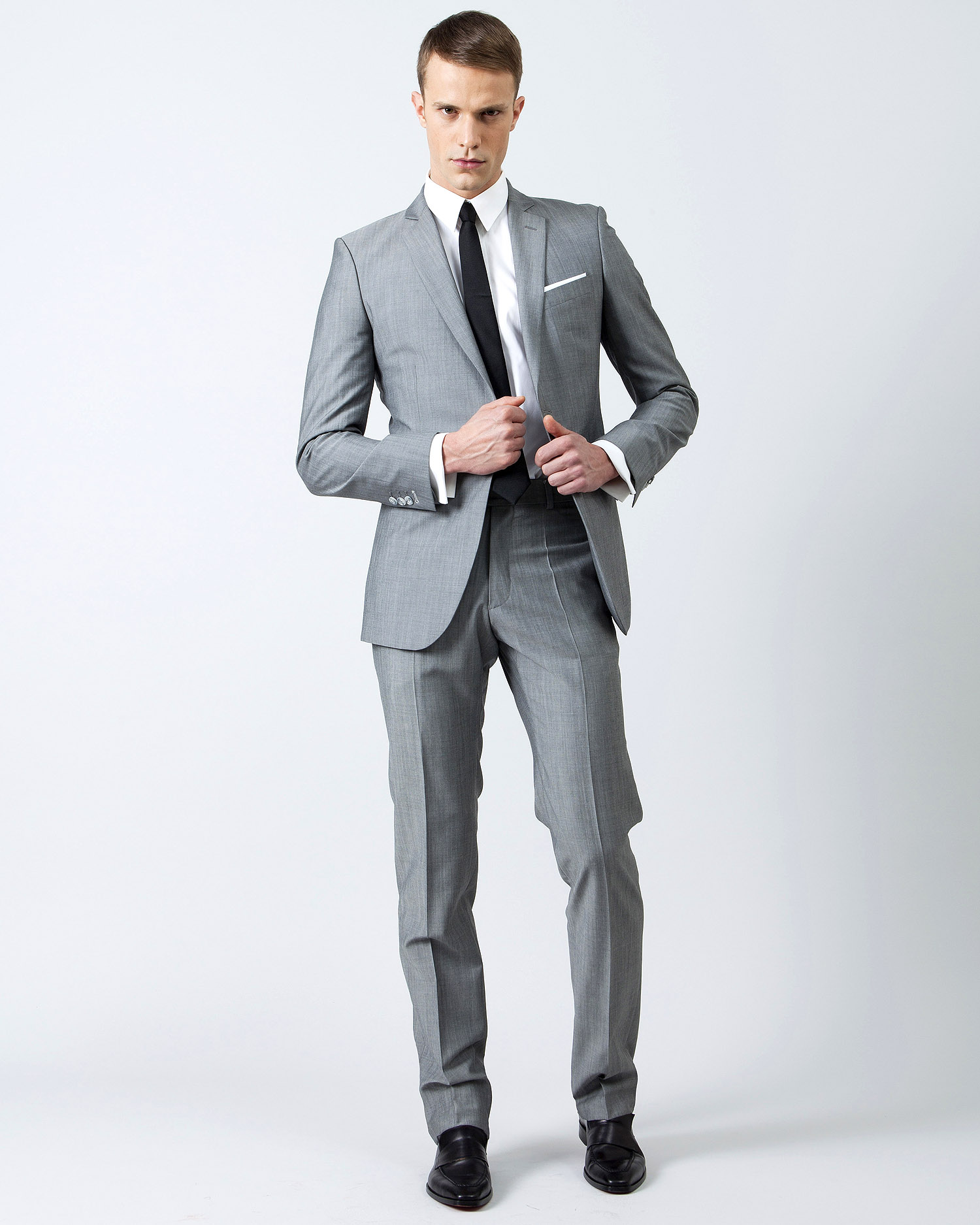Costume gris pour homme pas cher - Idée de Costume et vêtement 22cd998e62a